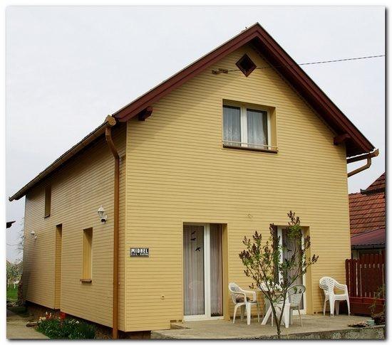 Samoventilirajuća drvena fasada